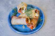 Pastina and cheese borek